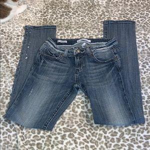 Vigors Distressed Skinny Jeans